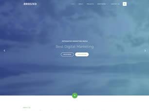 breezed