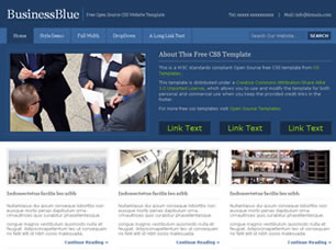 businessblue