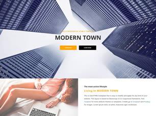 modern-town