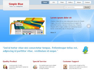 simple-blue