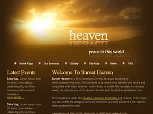 sunset-heaven